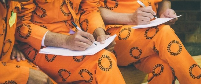 Giving inmates new beginnings