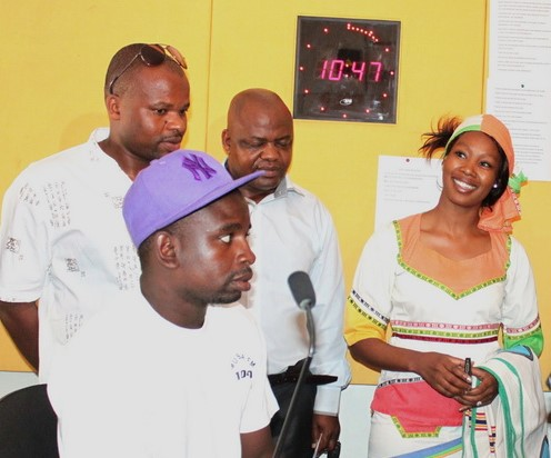 Musina FM with Messina Advice Office had a live CJN discussion on wills…