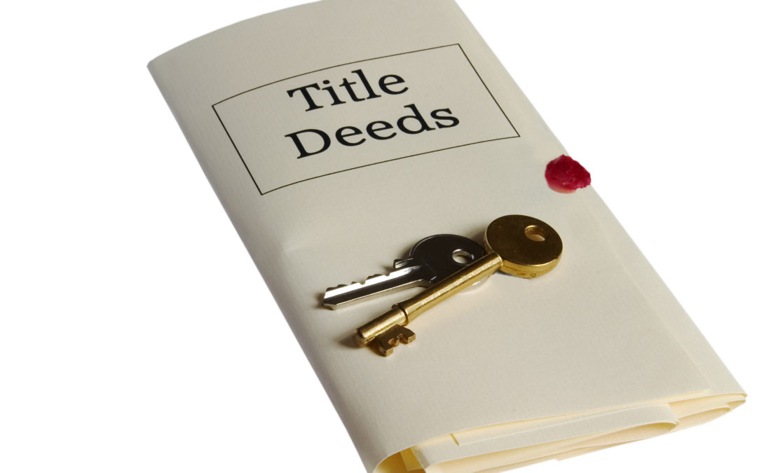 Many homes without 'Title Deeds'
