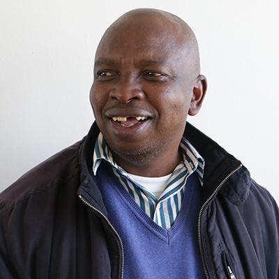 Richard 'Bricks' Mokolo Orange Farm Human Rights Advice Centre, GP