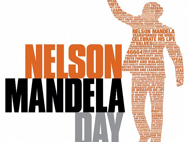 Mandela Day: give yourself to a worthy cause