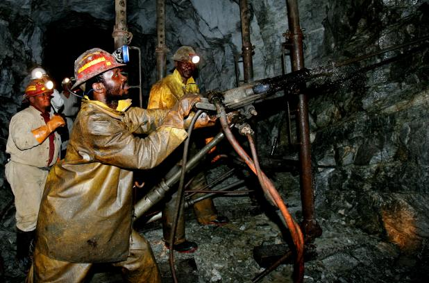 The Occupational Diseases in Mines and Works Act