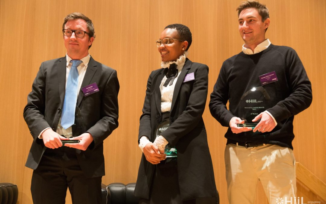 CJN Wins First Prize at the Innovating Justice Challenge in The Hague
