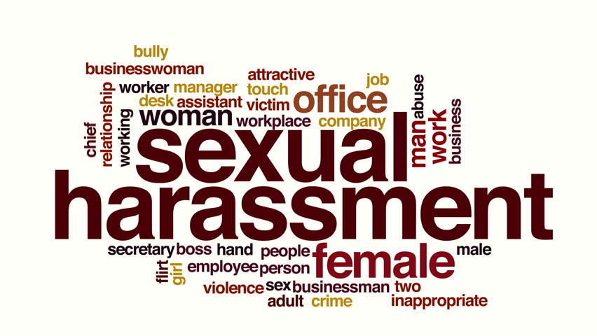 Musina speaking on sexual harassment at schools