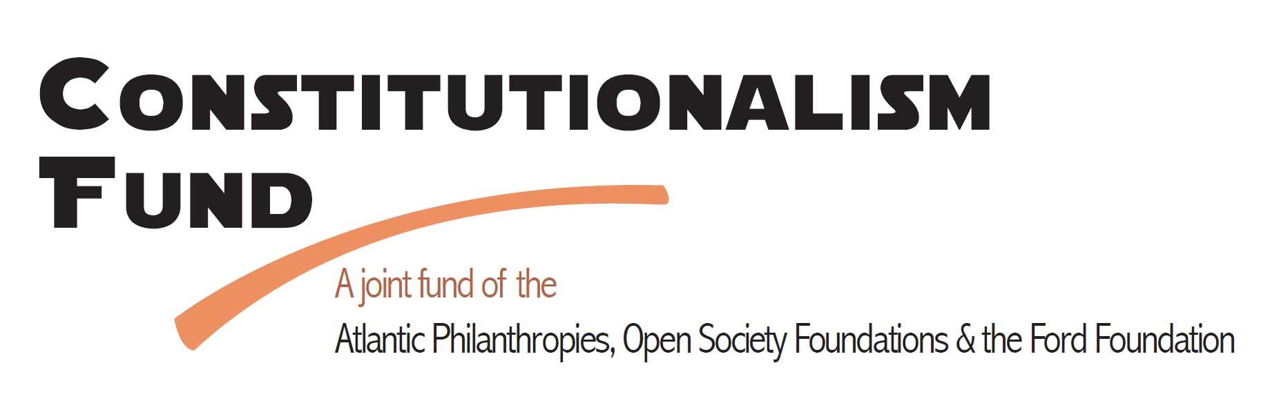 Constitutionalism fund